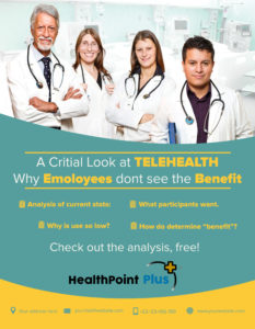 Telehealth benefit, healthpoint plus